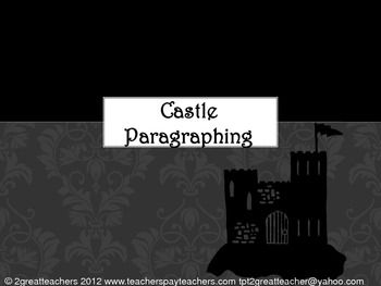 This is a hands-on lesson in paragraphing. It is excellent for ELL, ESL, SPED and regular ed students. It uses the crenelated wall of a castle to teach the rules of starting new paragraphs and give a visual reminder. This is a powerful tool for any age group. Grammar has met its match in this lesson.