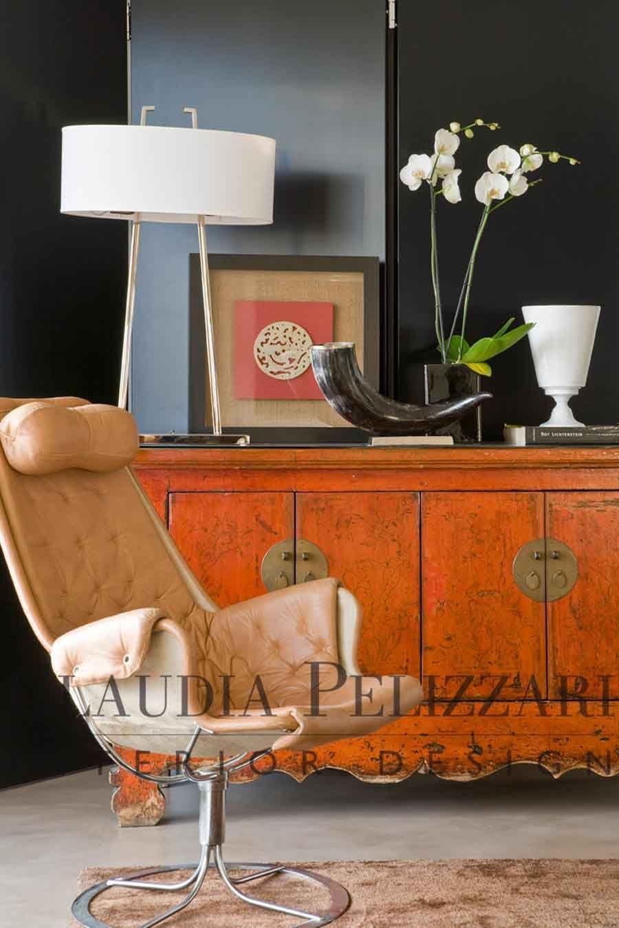 Interior design claudia pelizzari architettura d 39 interni decor arredo case - Decoratore d interni ...