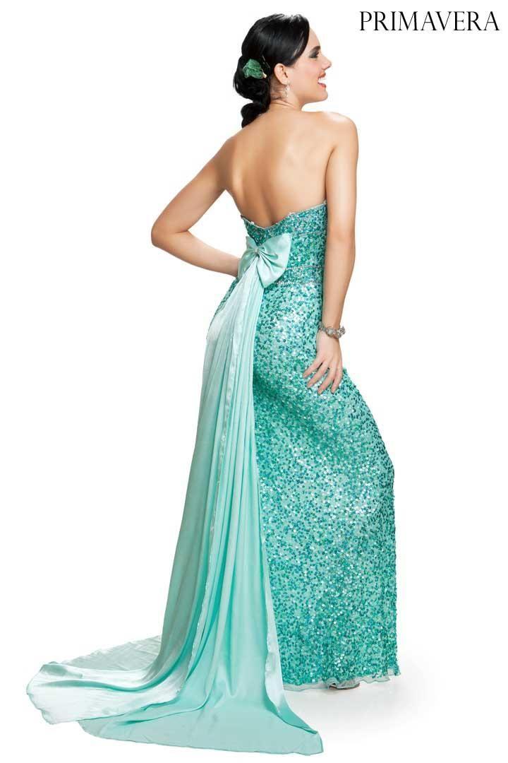 blue gown aqua | Aqua | Pinterest | Blue gown, Aqua and Gowns