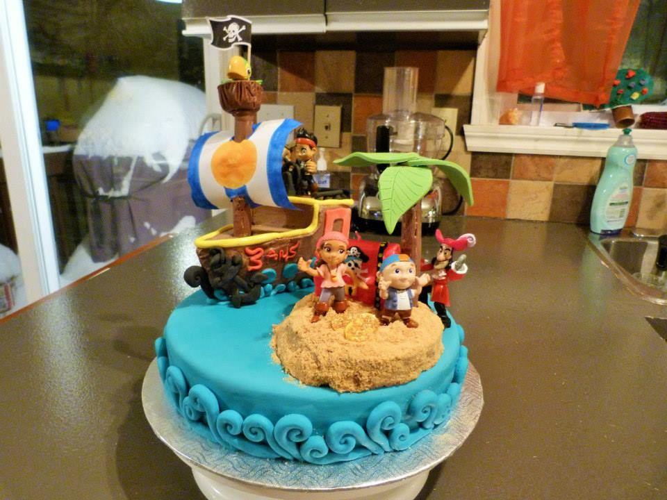 Gâteau Jake