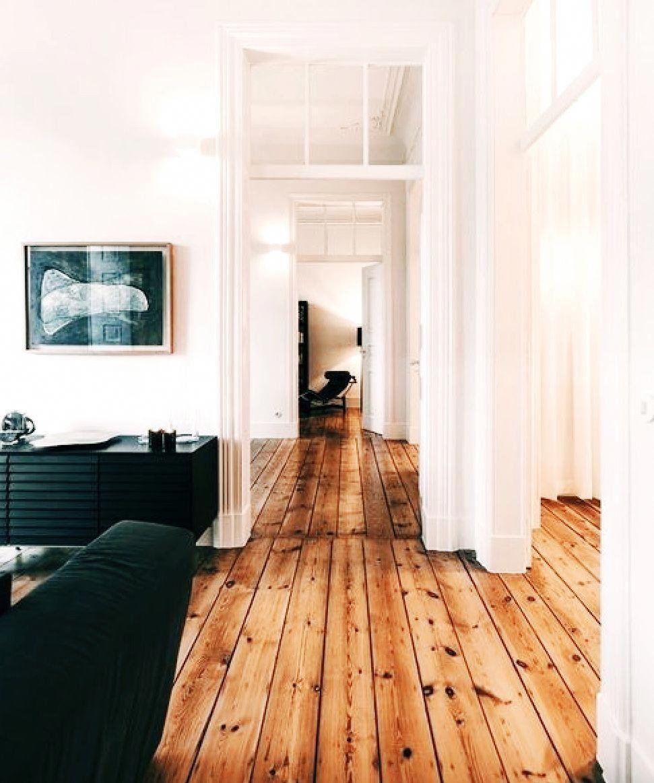 White walls, warm wood floors hardwoodflooringhomedepot