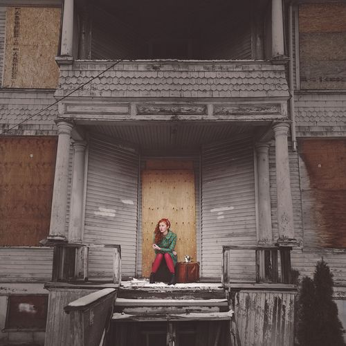 Abandoned Hope (4552) By Tasha Marie