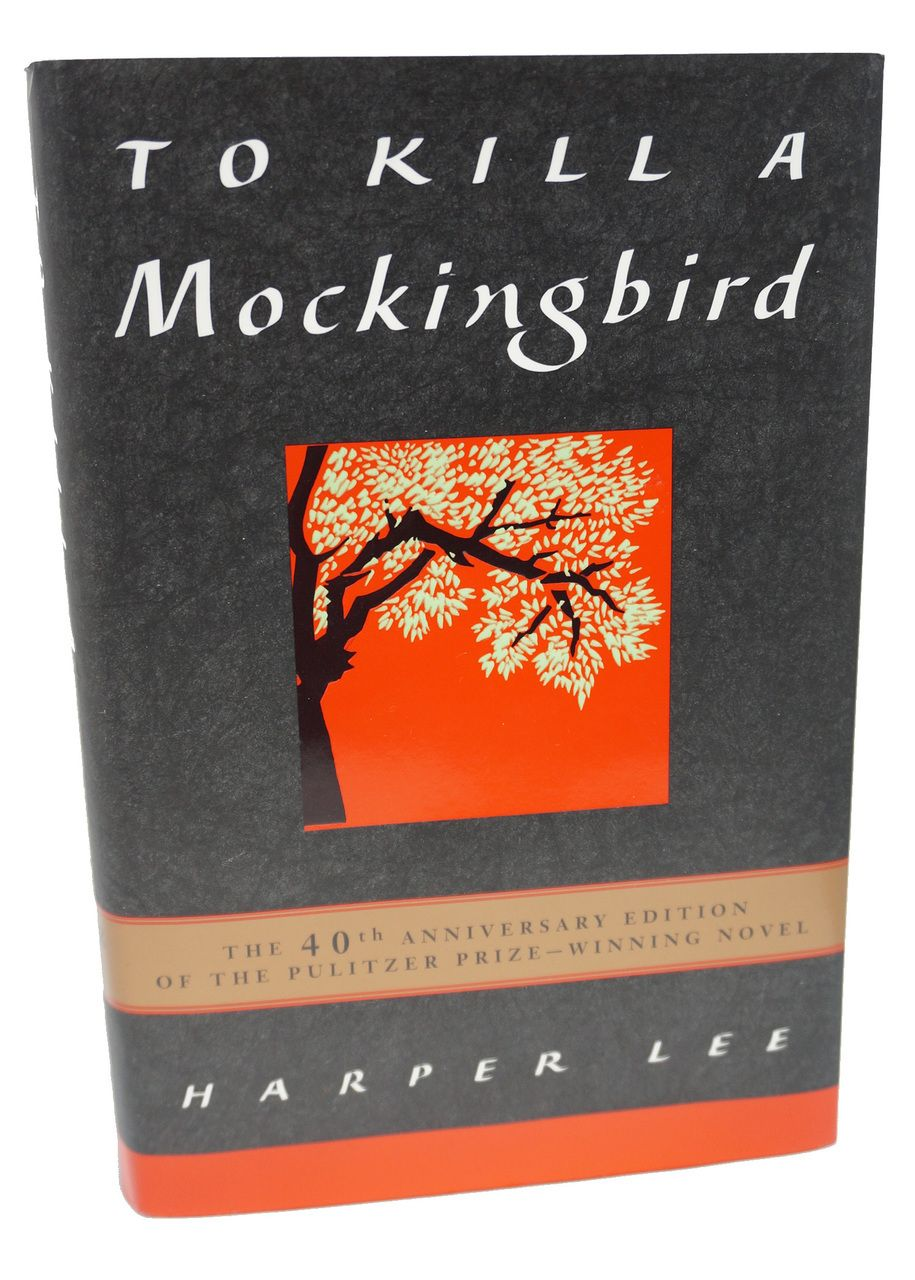 To Kill a Mockingbird Signed Harper Lee 40th