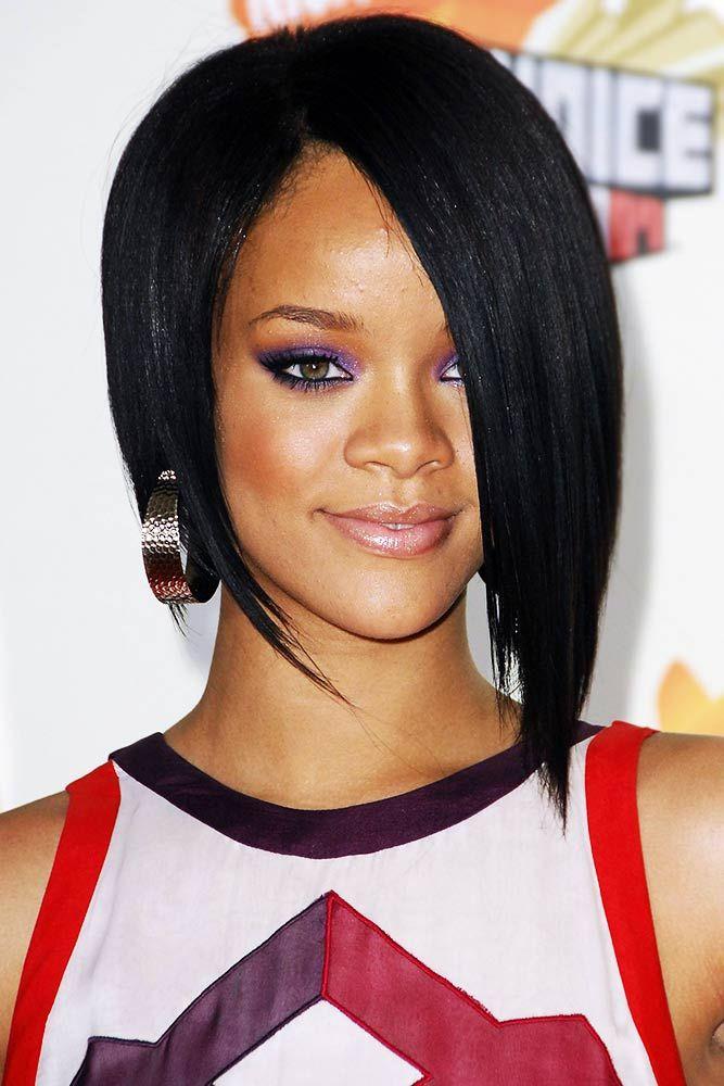 Rhianna | Natural hair styles, Curly hair styles, Hair |Dope Rihanna Haircuts
