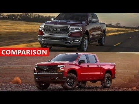 2019 Ram 1500 Vs 2019 Chevrolet Silverado Comparison Which Is