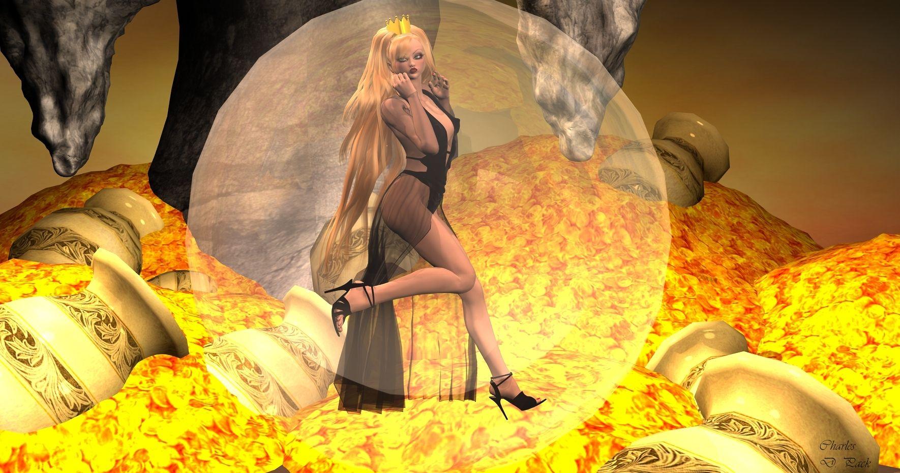 Princess daphne dragon 39 s lair princess daphne for Dragon s lair