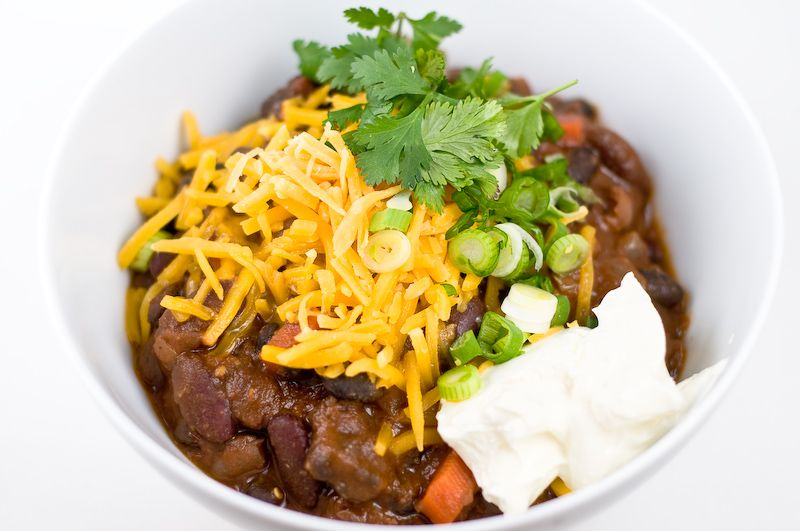 Best vegetarian chili recipe delicious easy healthy and best vegetarian chili recipe delicious easy healthy and optionally vegan forumfinder Images