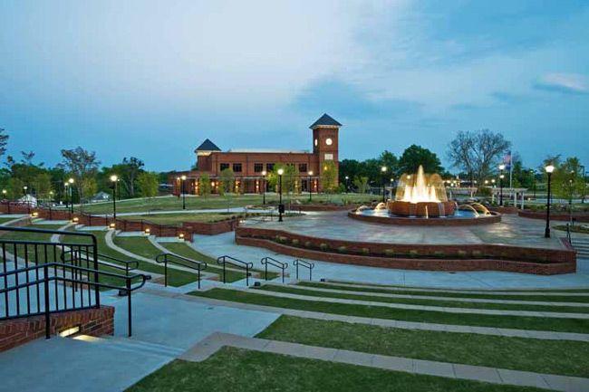 Greer City Hall - Greer South Carolina SC | City hall, South carolina,  Travel usa