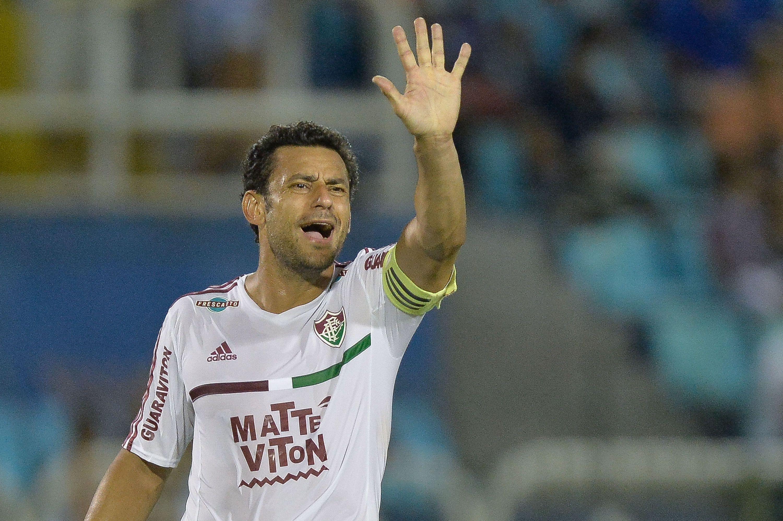 Fred Nao Joga Mais Pelo Fluminense Afirma A Reporter Joanna De Assis Fluminense Fred Fluminense Football Club
