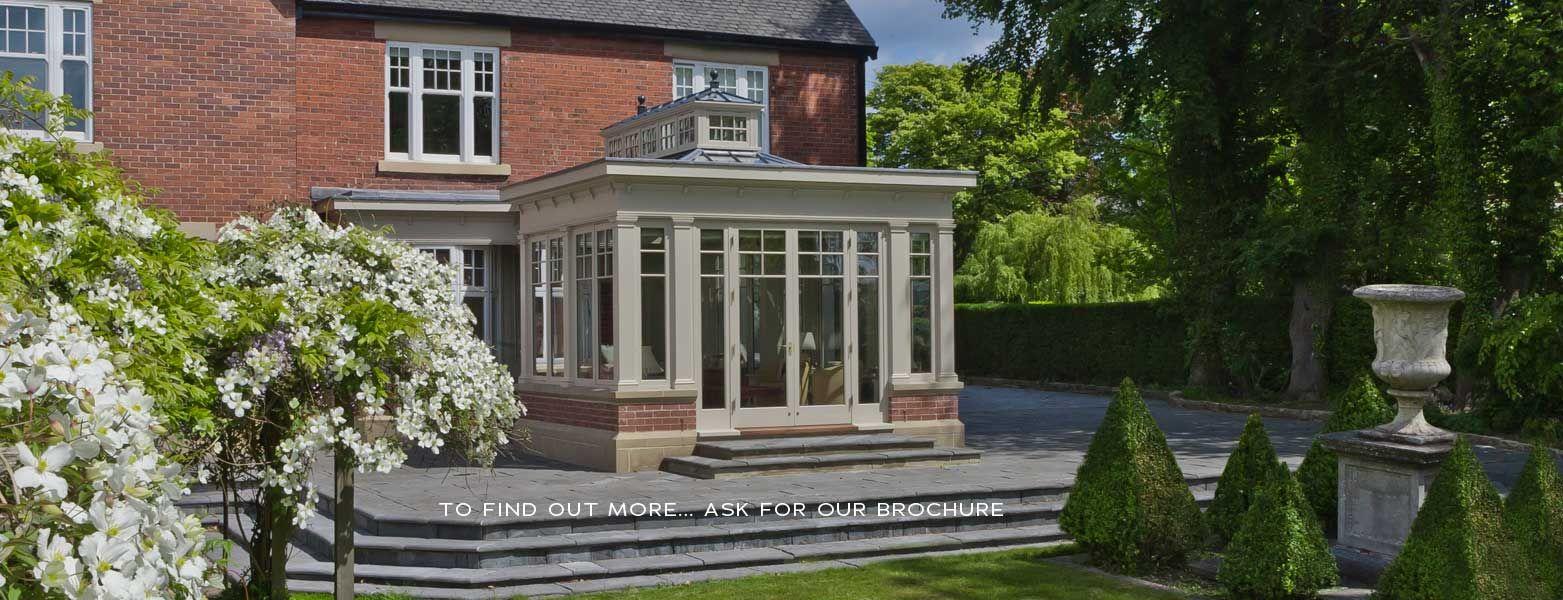 bespoke conservatories orangeries from vale garden. Black Bedroom Furniture Sets. Home Design Ideas