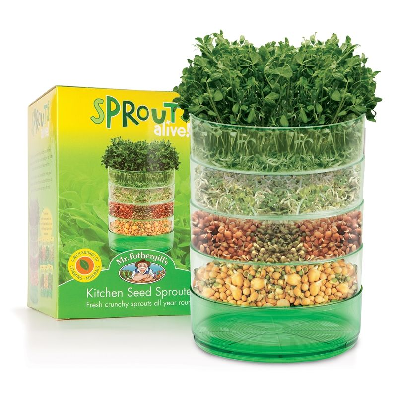 Mr Fothergill's Kitchen Seed Sprouter Seed sprouter