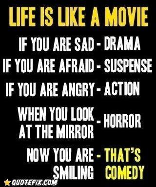 Life is like a Movie
