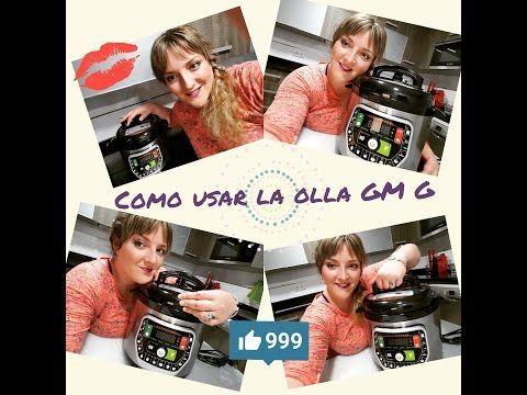 Como Usar La Olla Gm G Youtube Olla Gm G Robot De Cocina