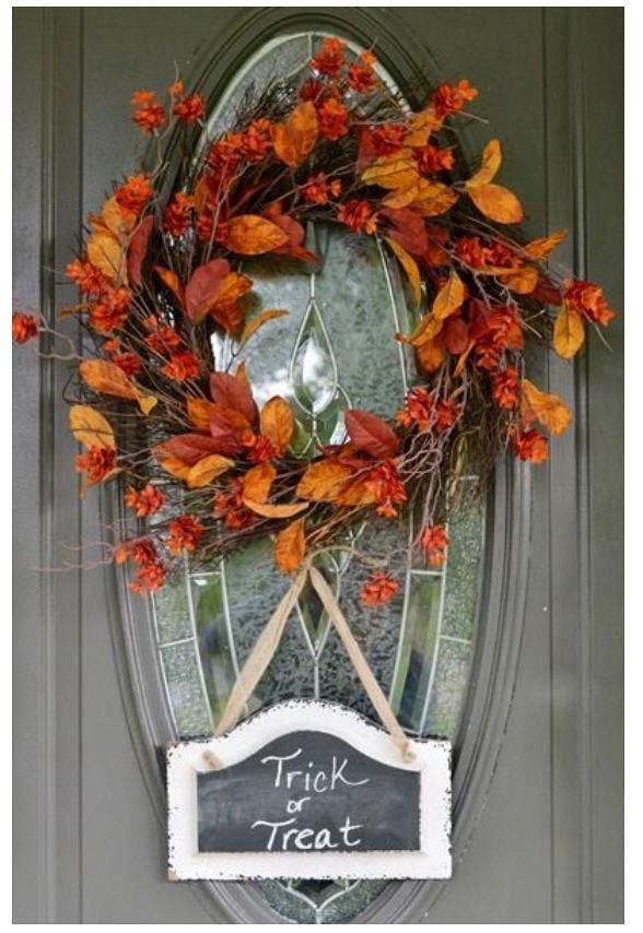 Fall decor Halloween \u003c3 Pinterest - hobby lobby halloween decor
