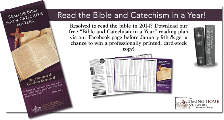 Resolved to read the bible in 2014? Download our free ...