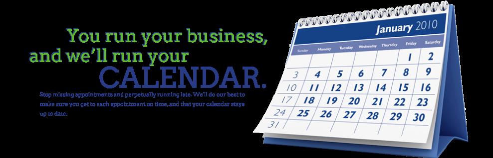 Peacock Virtual Solutions Calendar Management