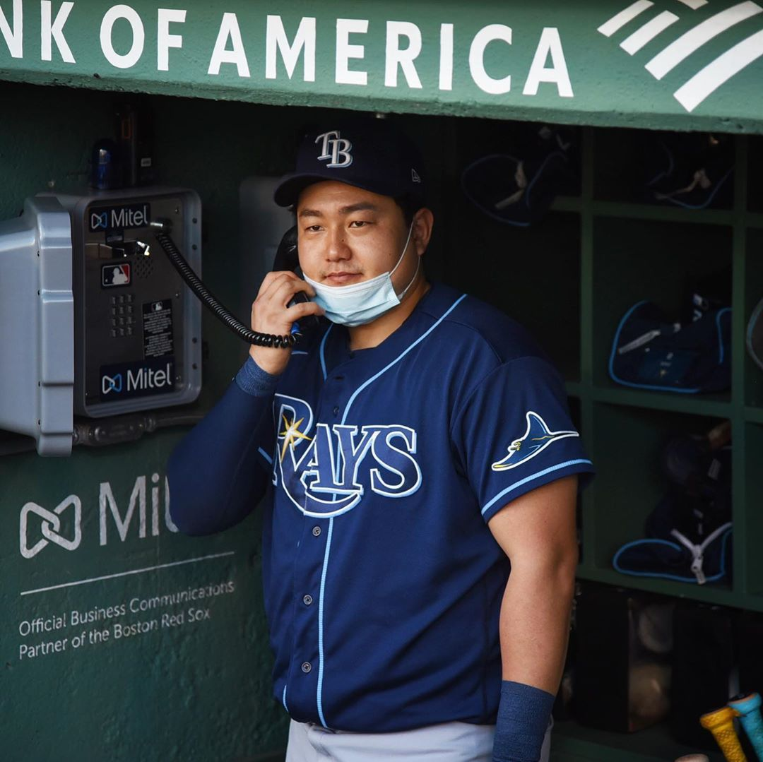 Tampa Bay Rays Hi Is This Ji Man No This Is Patrick In 2020 Tampa Bay Rays Tampa Bay Tampa