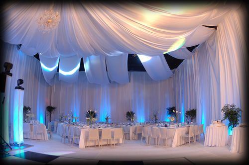 party decorations | Party Décor | NYC Nightclub Atmosphere | Party ...