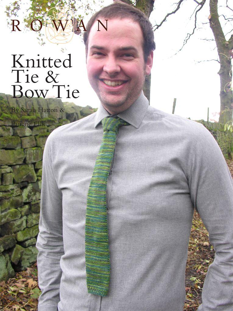 Tejidos de Tie & pajarita libre de Rowan | Punto a dos agujas ...