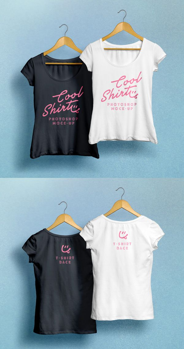 Download Free 40 Best T Shirt Mockup Psd Templates Freebies Graphic Design Junction T Shirts For Women Shirt Mockup Womens Shirts