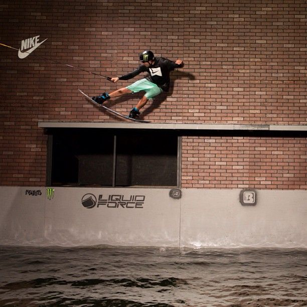 kevin henshaw in transworld mag wakeboard wakeboarding shred