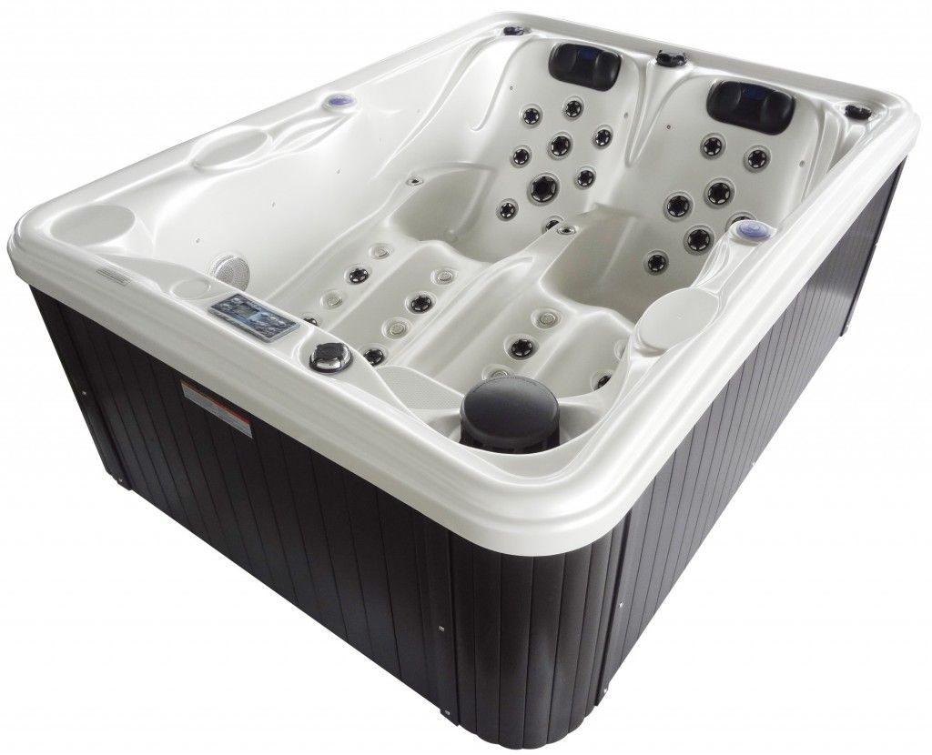 tub aqua luxury tubs essential tubsa seat inflatable new and hot spa family jet of spas portable bubble person awesome costco
