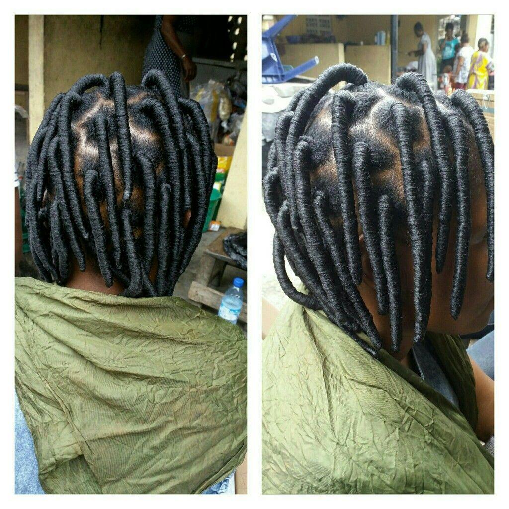 African Threading African Threading Brazilian Wool Hairstyles Hair Threading
