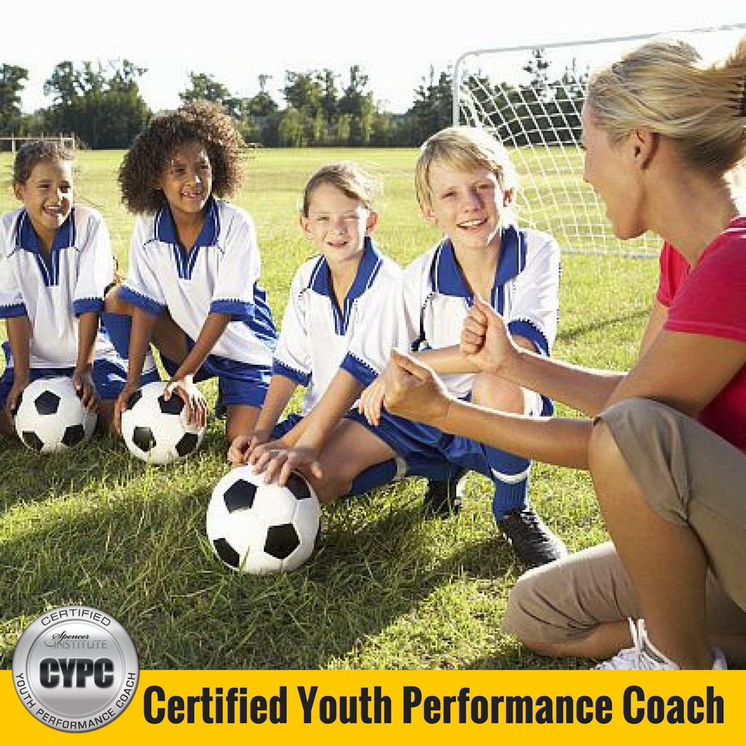 Youth Performance Coach Certification Coach Training Certification