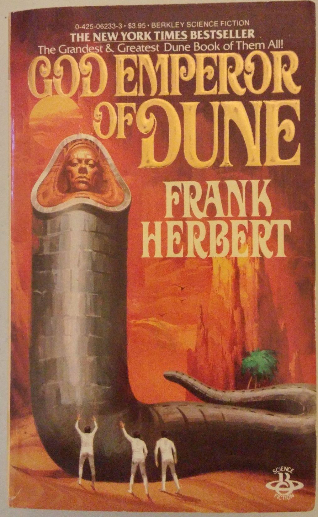 God Emperor of Dune (Dune Chronicles #4) by Frank Herbert