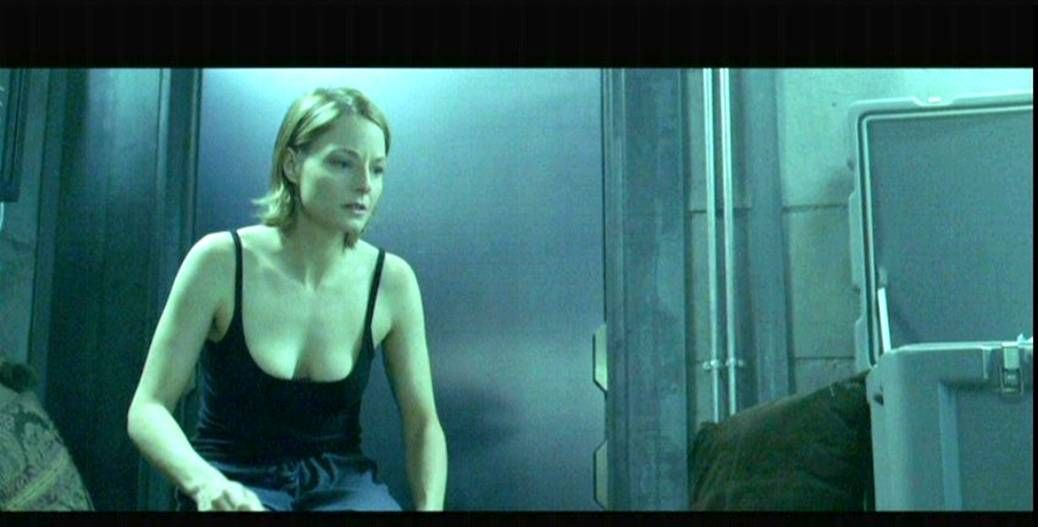 jodie foster in the film 39 panic room 39 jodie foster actress pinterest jodie foster anna. Black Bedroom Furniture Sets. Home Design Ideas