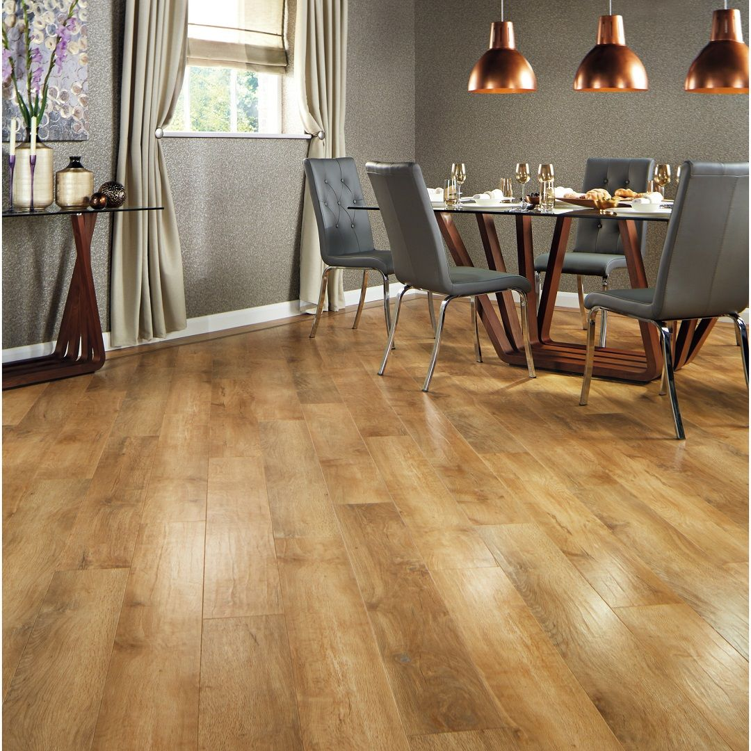 All Of The Beauty And Warmth Of Traditional Blonde Oak Flooring But So Easy To Look After Karndean Art Select Karndean Flooring Luxury Vinyl Plank Flooring Oak