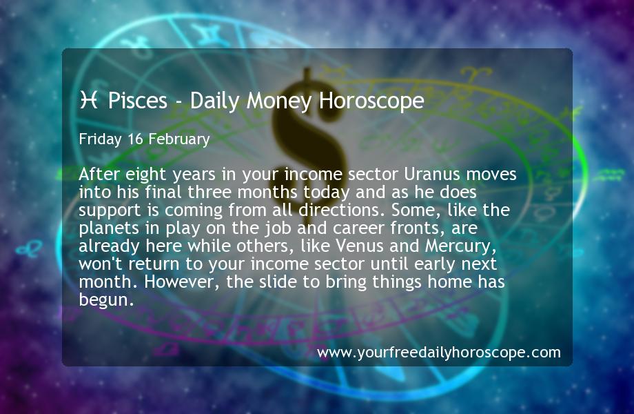 Today's Pisces Horoscope - Thursday, December 27, 2018