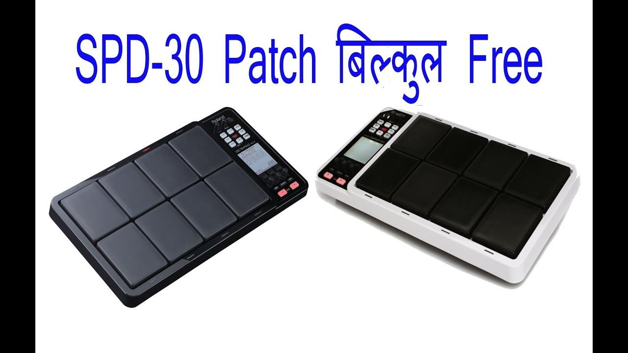 OCTAPAD SPD 30 Patch Free download Hindi | sujeet Rao in