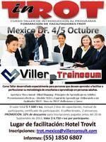 nuevo curso IN-TROT para formacion de facilitadores en Mexico DF, 4/5 de octubre de 2012