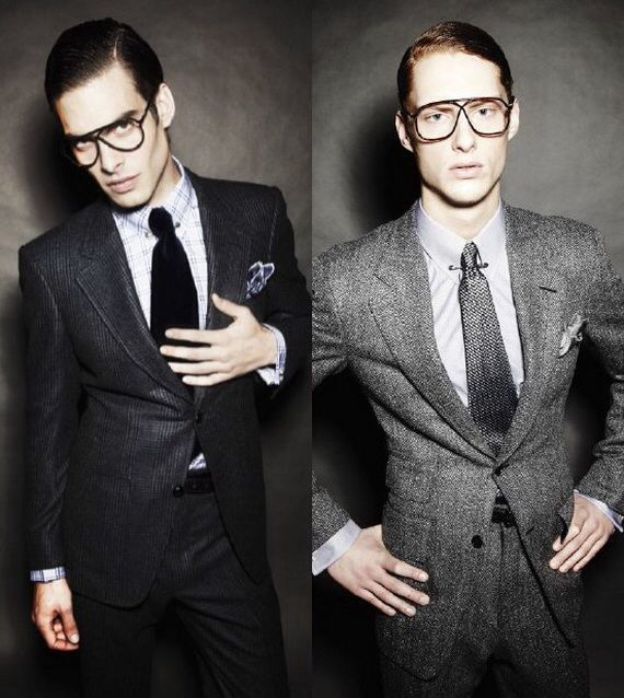 TF Slim and Glasses