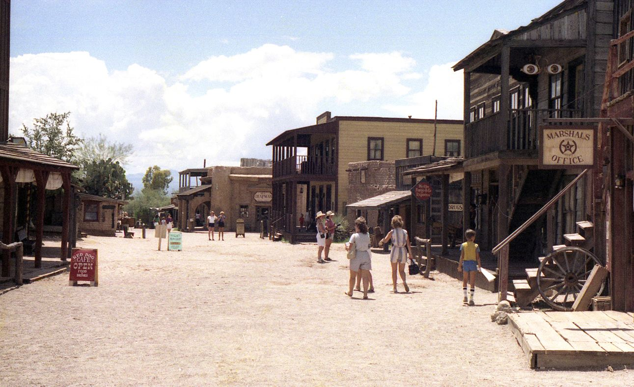 I Went To Old Tucson Studios Where Little House On The Prarie Was Filmed Movie Locations Arizona Tucson