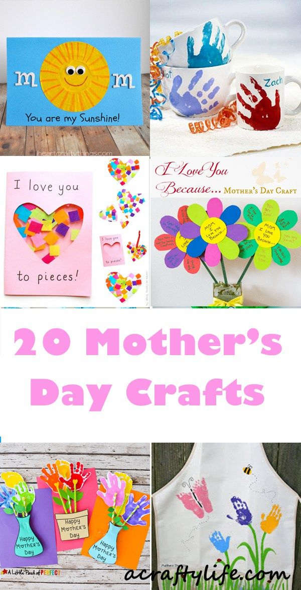 Mother S Day Crafts Lots Of Ideas To Celebrate Mom Mother S Day
