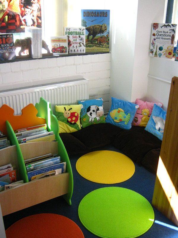 Classroom Reading Corner Ideas Reading Corner Display Classroom