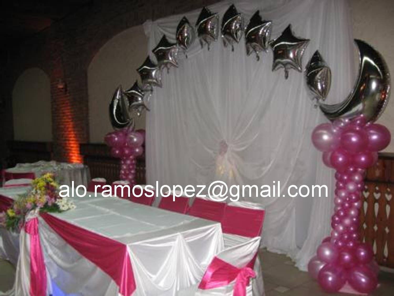 Mis quince anos decoraciones decoraciones xv a os y boda for Decoracion bodas