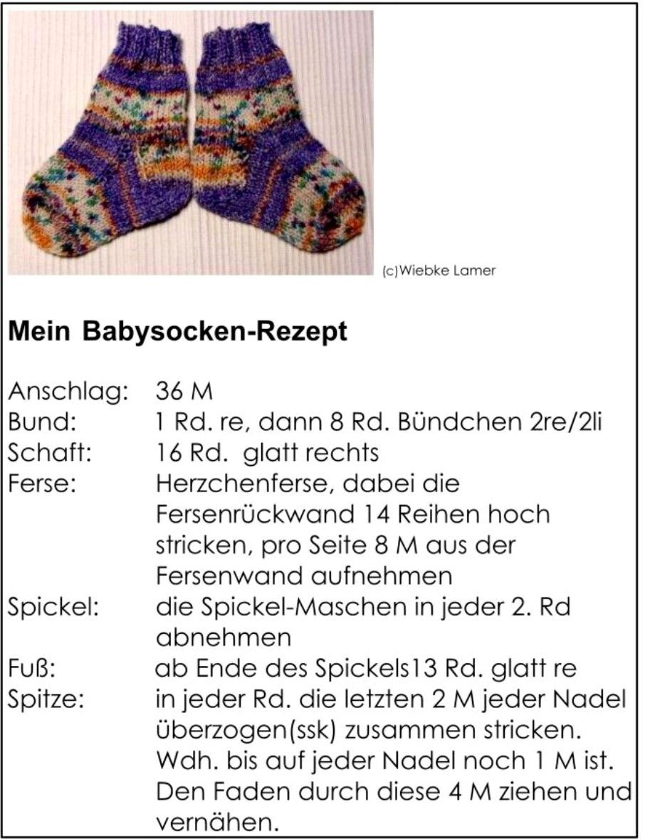 Photo of Sockenstricken für Kinder – MissKnitness