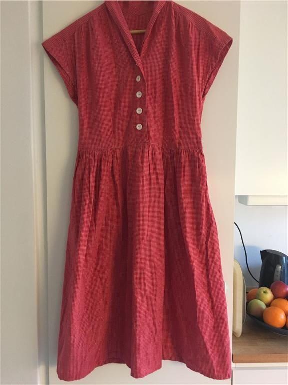 Vintage helt underbar klänning 50-tal