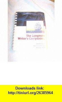 The Longman Writers Companion with MLA Guide, Second Edition (9780321202550) Chris M. Anson, Robert A. Schwegler, Marcia F. Muth , ISBN-10: 0321202554  , ISBN-13: 978-0321202550 ,  , tutorials , pdf , ebook , torrent , downloads , rapidshare , filesonic , hotfile , megaupload , fileserve