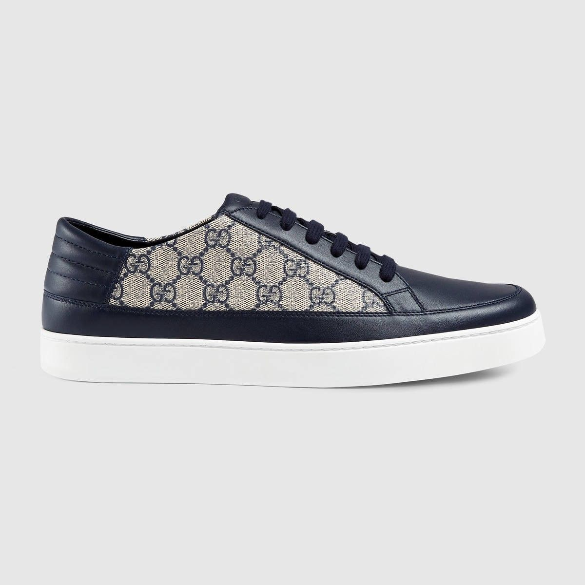 8aac90eb167 GUCCI GG Supreme sneaker - GG Supreme.  gucci  shoes