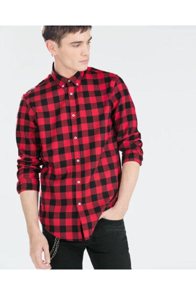 Cuadros Camisa T Rojas Oh Una A t Quiero Igual Idéntica 56q61OTRn