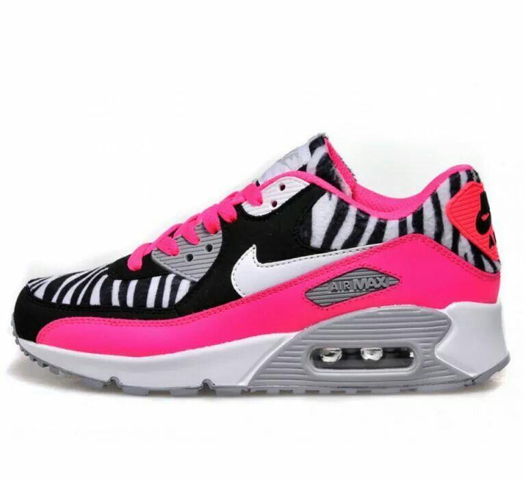 nike womens air max 90 vivid pink white