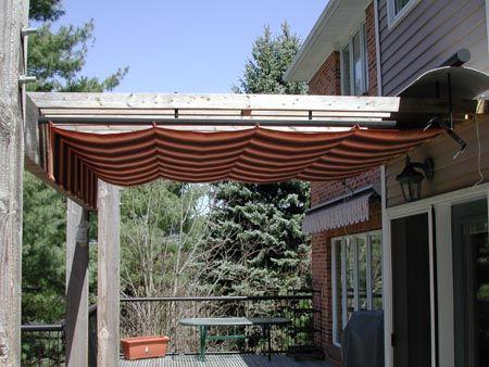 Image Result For Pergola Retractable Top Canopy Outdoor Pergola