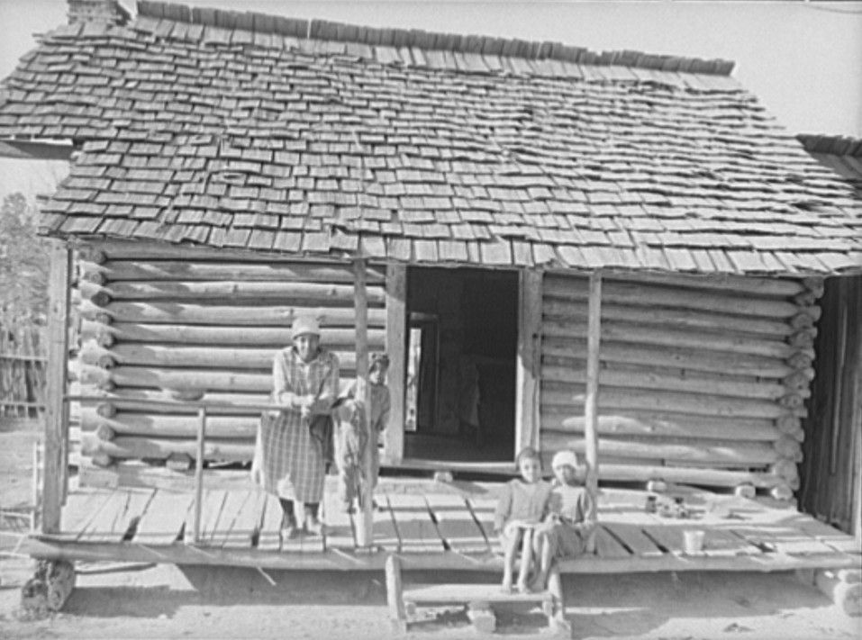 Gee's Bend was a part of Federal Government's Resettlement