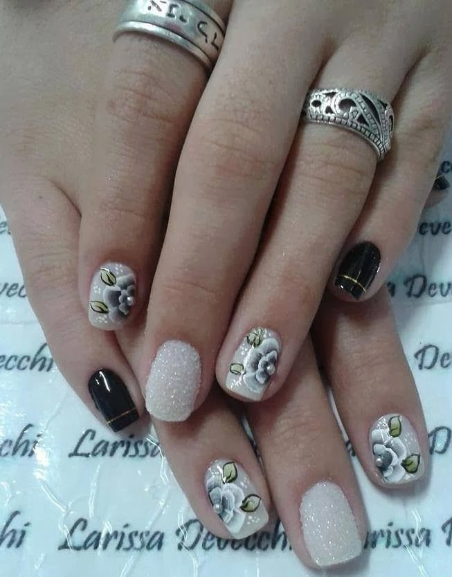 Elegant Short Nail Designs 2014 | Nail Designs | Pinterest | Short ...
