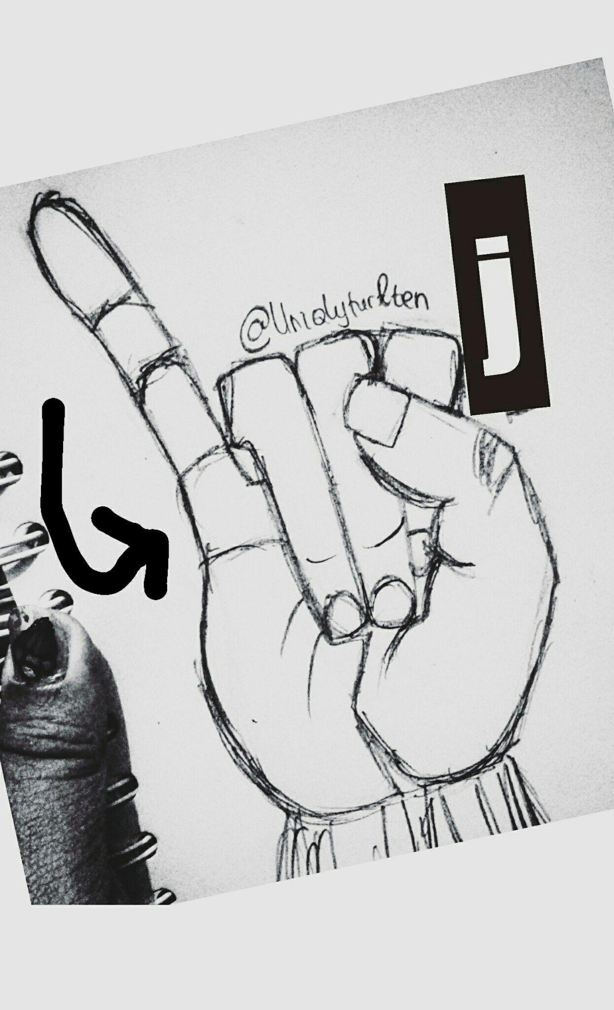 j of sign language asl signlanguage j alphabet