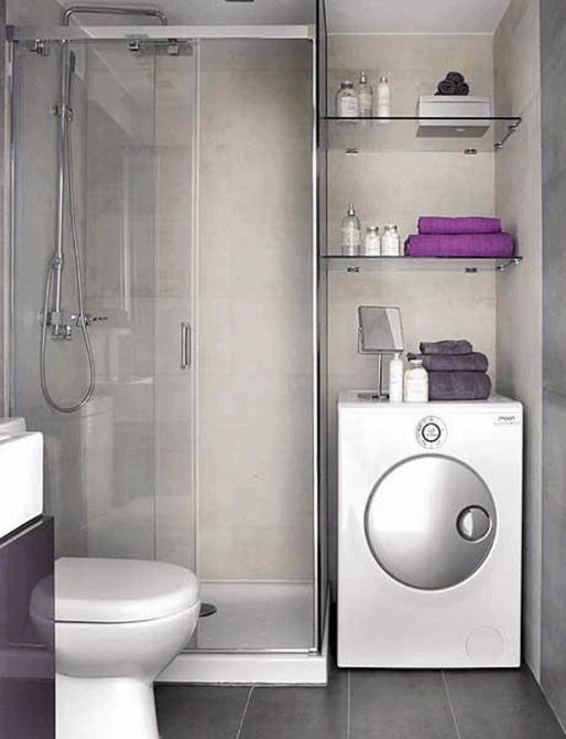 37 Comfortable Small Bathroom Design And Decoration Ideas House Bathroom Designs Tiny House Bathroom Simple Bathroom